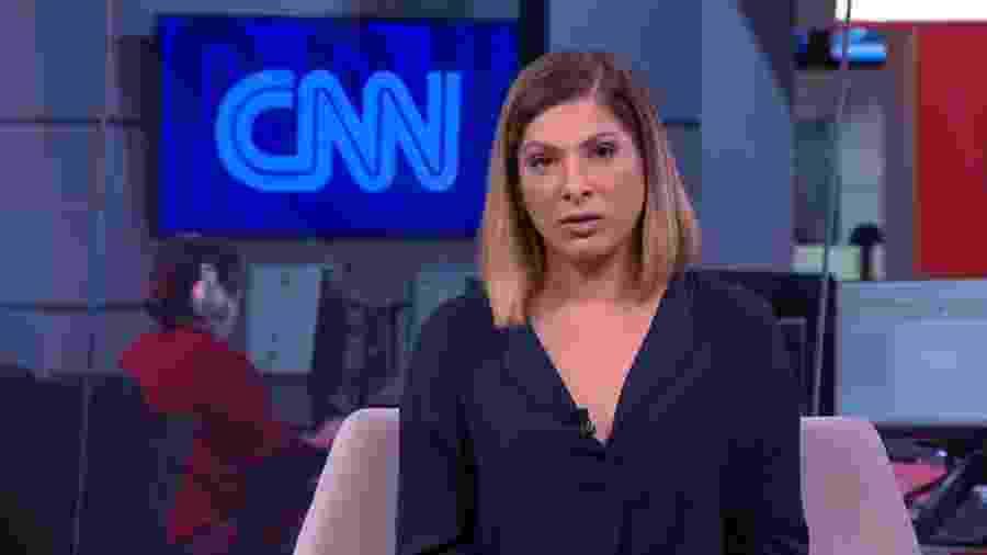 Daniela Lima, da CNN Brasil: canal já atrai mais público das classes AB que a rival GloboNews - Reprodução/Internet