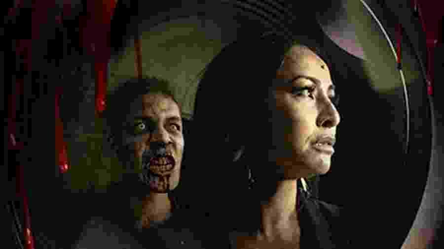 Sabrina Sato interpreta a apresentadora Divina na série Reality Z - Reprodução / Internet