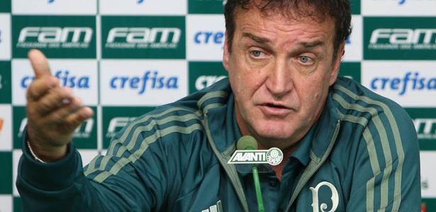 Cuca diz que Palmeiras precisa de outro