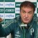 """Cuca diz que Palmeiras precisa de outro """"camisa 9"""", mas procura """"com calma"""""""