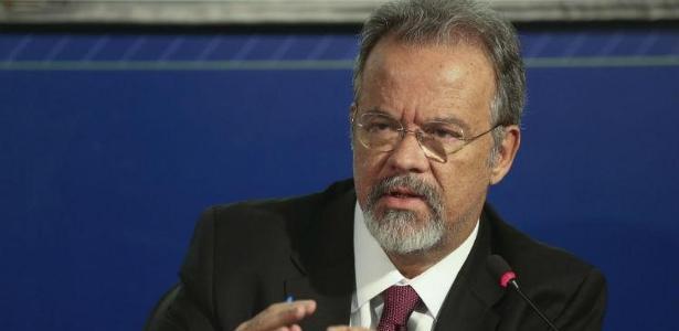 O ministro da Defesa, Raul Jungmann - Foto: ABr