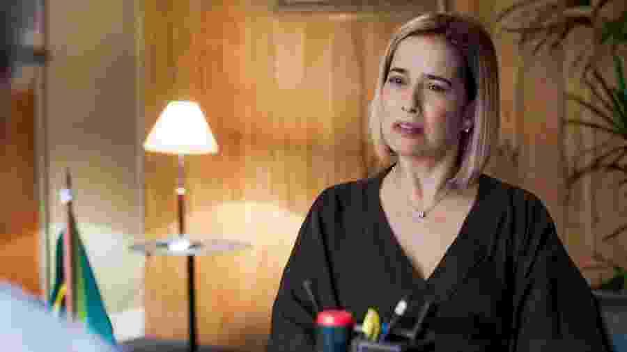 Paloma Duarte como Lígia em Malhação: Toda Forma de Amar (Divulgação / Globo) - Paloma Duarte como Lígia em Malhação: Toda Forma de Amar (Divulgação / Globo)