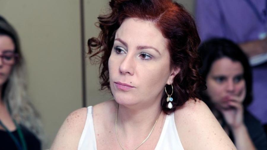 A deputada Carla Zambelli (PSL-SP) - Cleia Viana/Câmara dos Deputados
