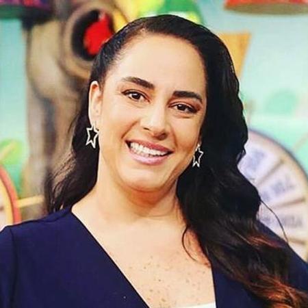 A apresentadora Silvia Abravanel    - Grupo CARAS