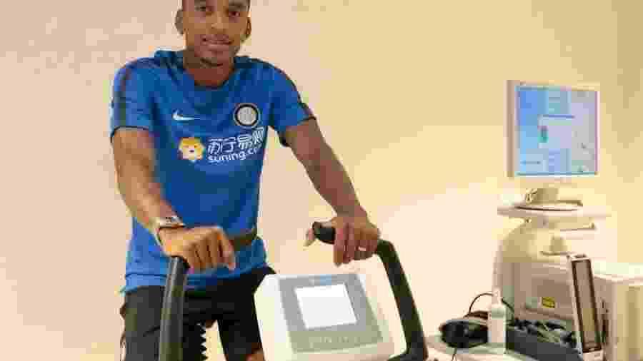 Dalbert foi contratado pela Inter de Milão - Divulgação/Inter de Milão