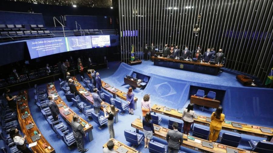 Câmara aprova PL para ajuda fiscal a estados e municípios -                                 Michel Jesus/Câmara dos Deputados