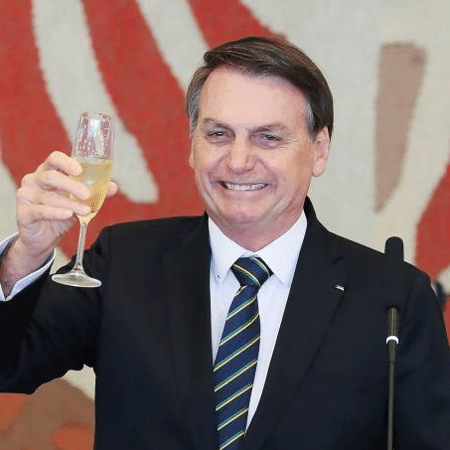 E Bolsonaro ainda sorri? - Foto: Isac Nóbrega/PR/Flickr