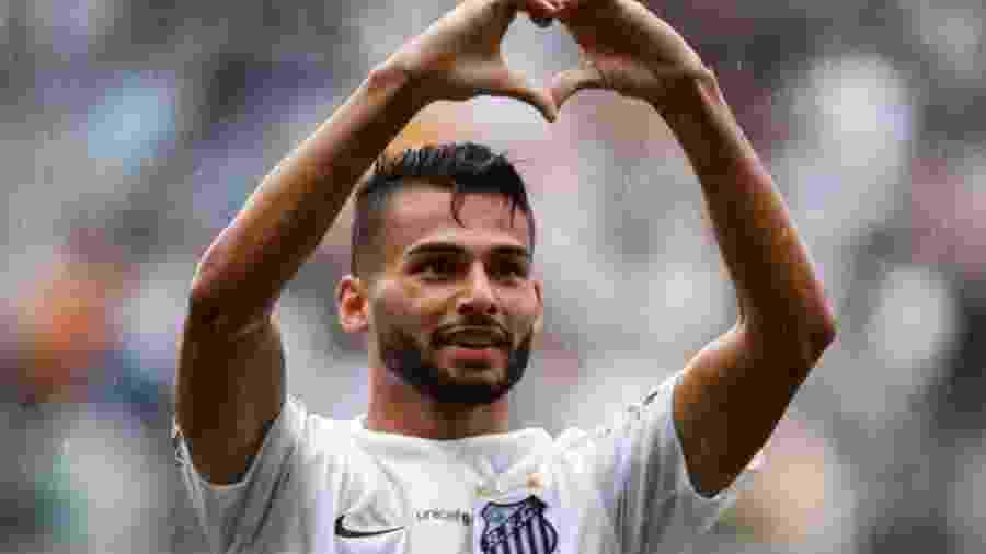 Santos vendeu Thiago Maia por R$ 52 milhões ao Lille, da França, em julho deste ano - Ivan Storti/ Santos FC