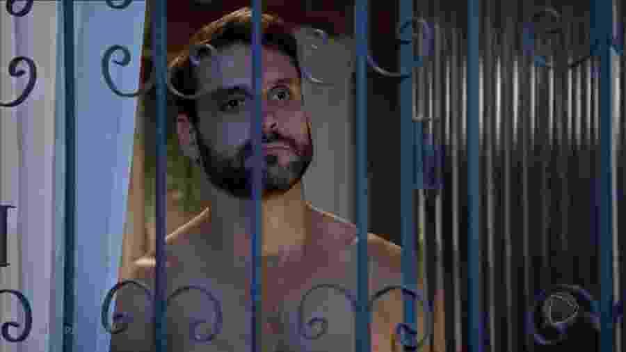 Antônio acusa André e acaba preso - false
