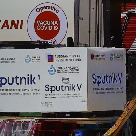 Bolívia segue os passos da Argentina e da Venezuela e adere à vacina russa Sputnik V - GettyImages