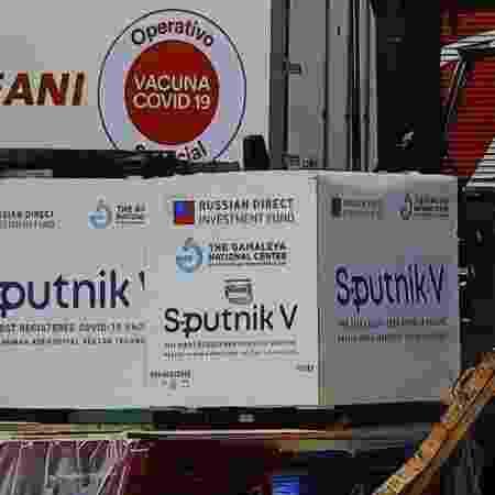 Rússia fornecerá 150 milhões de doses da Sputnik V ao Brasil em 2021 - GettyImages