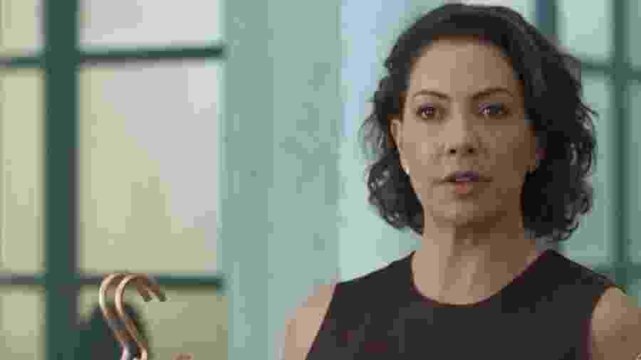 Nana (Fabíula Nascimento) em Bom Sucesso (Reprodução/TV Globo). - Nana (Fabíula Nascimento) em Bom Sucesso (Reprodução/TV Globo).