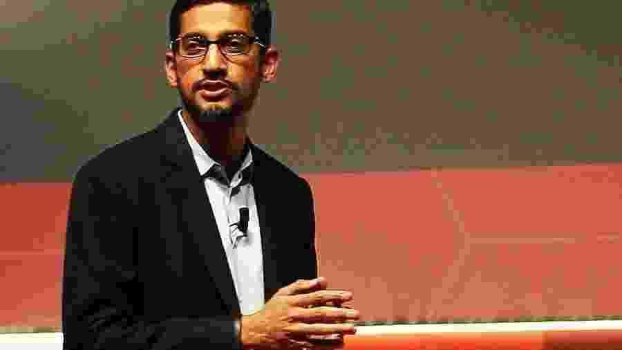 Para Sundar Pichai, CEO da Alphabet (Google), saúde é área em que inteligênia artificial pode fornecer as melhores melhorias - Wikimedia Commons