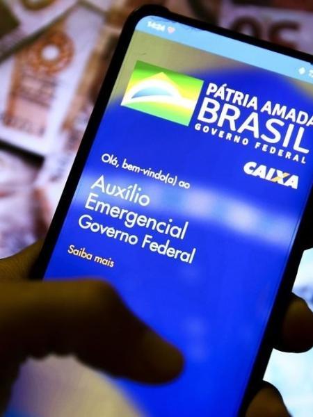 Auxílio emergencial                           -                                 MARCELO CAMARGO/AGêNCIA BRASIL