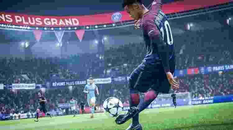 FIFA 20 traz mudanças importantes na maneira de cobrar falta - Divulgação