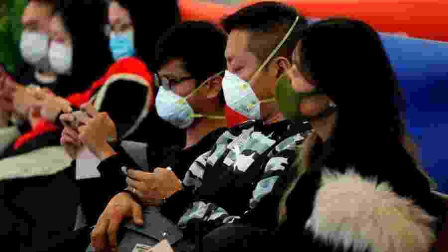 Coronavírus China - Tyrone Siu/ Reprodução EBC