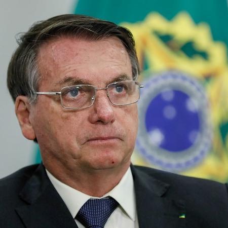 Constituição não tem pena para abuso de crianças, diz Bolsonaro - Isac Nóbrega/PR