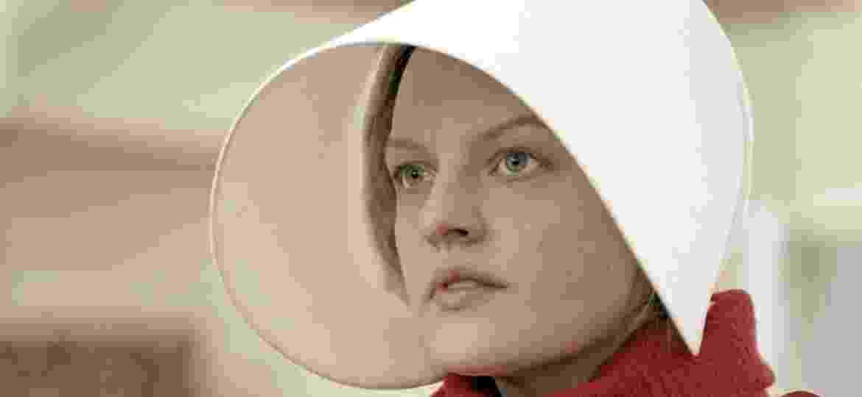 Elizabeth Moss como June Osborne em O Conto da Aia (Fonte: Divulgação) - Elizabeth Moss como June Osborne em O Conto da Aia (Fonte: Divulgação)