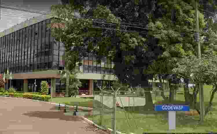 codevasf - Google Maps - Google Maps