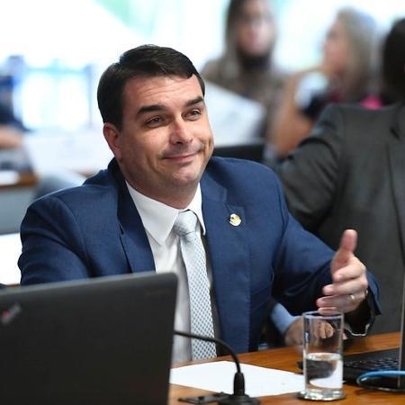 MPF estuda medidas após STJ anular quebra de sigilo de Flávio Bolsonaro - Edilson Rodrigues/Agência Senado