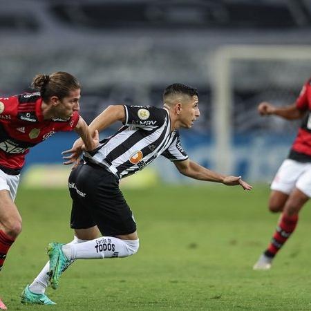 Atlético-MG e Flamengo em confronto pelo 1º turno do Brasileiro - Pedro Souza / Atlético / Flickr