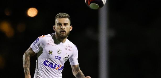 Lucas Lima será titular do Santos diante do Sport neste sábado