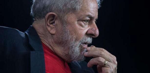 Lula teve decisão por sua soltura revogada ontem pelo TRF-4 - Nelson Almeida/AFP