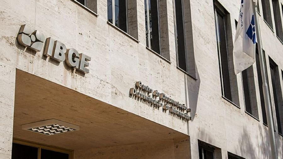 Um dos prédios do IBGE, no Rio de Janeiro - Licia Rubinstein/Agência IBGE Notícias