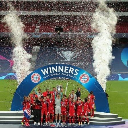 Bayern de Munique venceu o PSG e conquistou a Champions League 2019/20  - GettyImages
