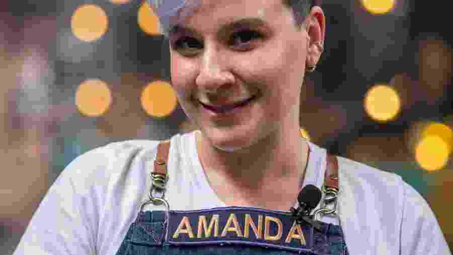 Amanda Lucci, anunciada como vencedora do Hair  - Reprodução / Internet