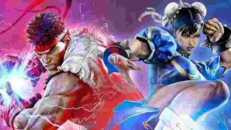 SFV - Capcom - Capcom