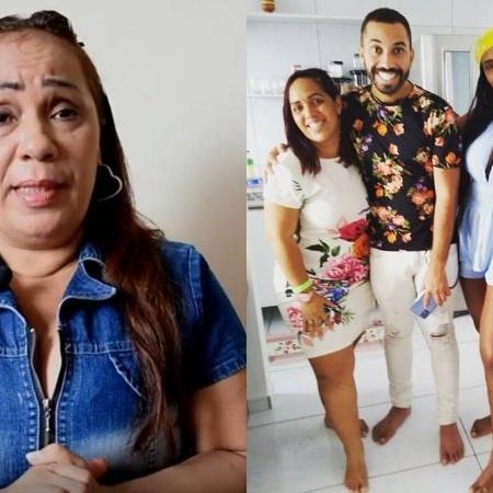 """Mãe de ex-BBB Gilberto Nogueira revela prostituição em troca de comida para os filhos: """"Não me torna menor"""" - Reprodução/Instagram"""