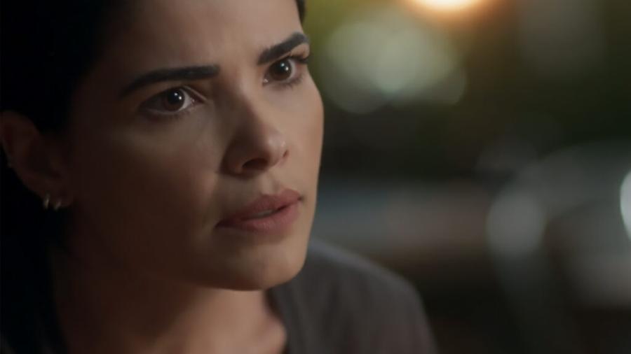 Antônia (Vanessa Giácomo) em Pega Pega (Reprodução/Globo) - Reprodução / Internet