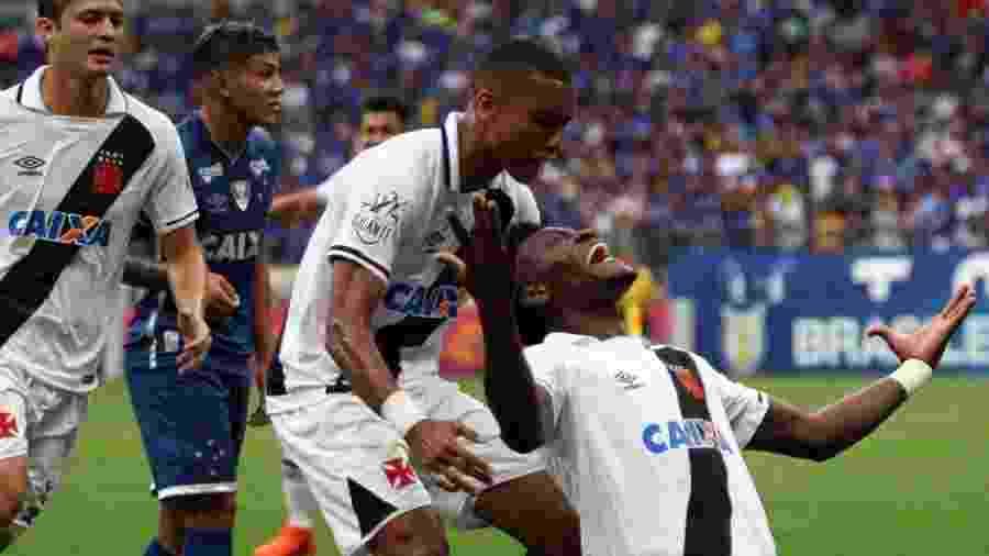 Paulão fez o gol da vitória do Vasco sobre o Cruzeiro na última rodada - Carlos Gregório Jr/Vasco.com.br