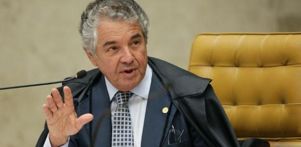 O ministro Marco Aurélio Mello, relator da matéria do PSOL contra leis dos municípios de Petrolina e Garanhuns, em Pernambuco - Foto: Reprodução/STF