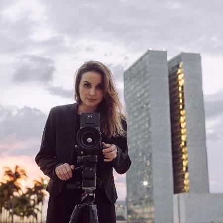 A cineasta brasileira Petra Costa - Diego Bresani/Divulgação