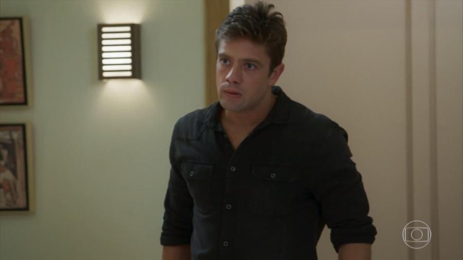 Renzo (Rafael Cardoso) em Salve-se Quem Puder (Reprodução/TV Globo). - Reprodução/TV Globo