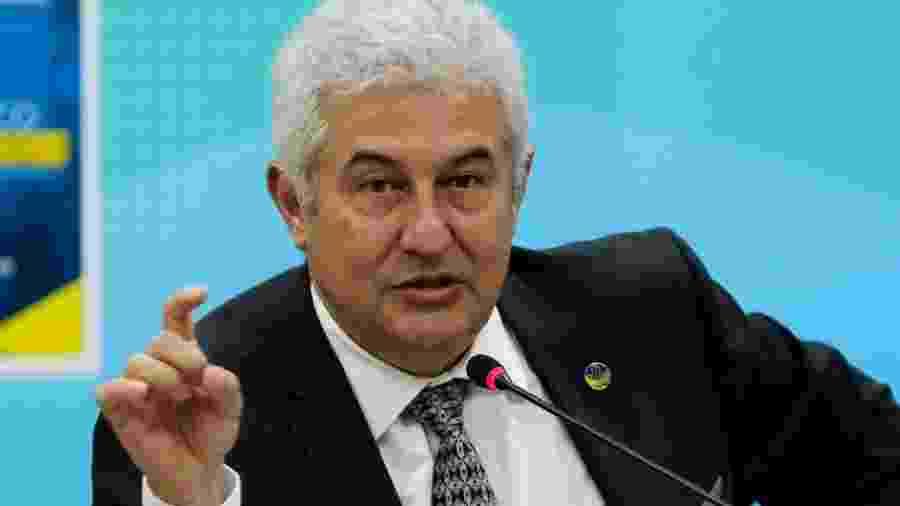 O ministro da Ciência e Tecnologia Marcos Pontes - Wilson Dias/Agência Brasil