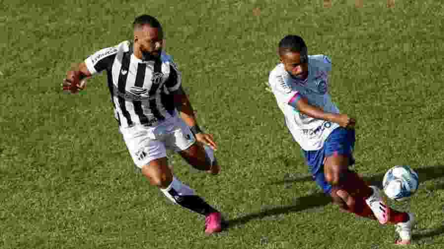 Bahia tem se dividido entre o Campeonato Baiano e a Copa do Nordeste - Felipe Oliveira/Bahia
