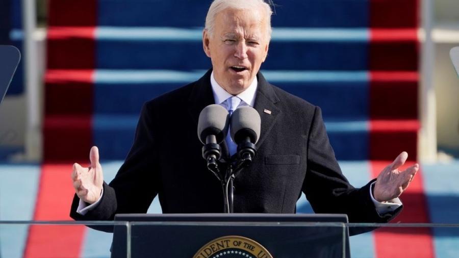Biden assina decretos para impulsionar vacinação e anuncia novas restrições - Reprodução / Internet