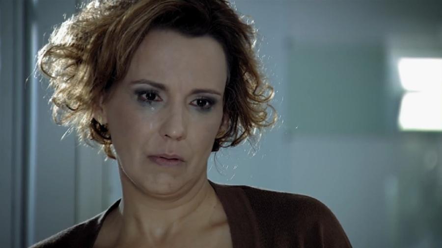 Eva (Ana Beatriz Nogueira), em A Vida da Gente (reprodução Globo) - Reprodução / Internet