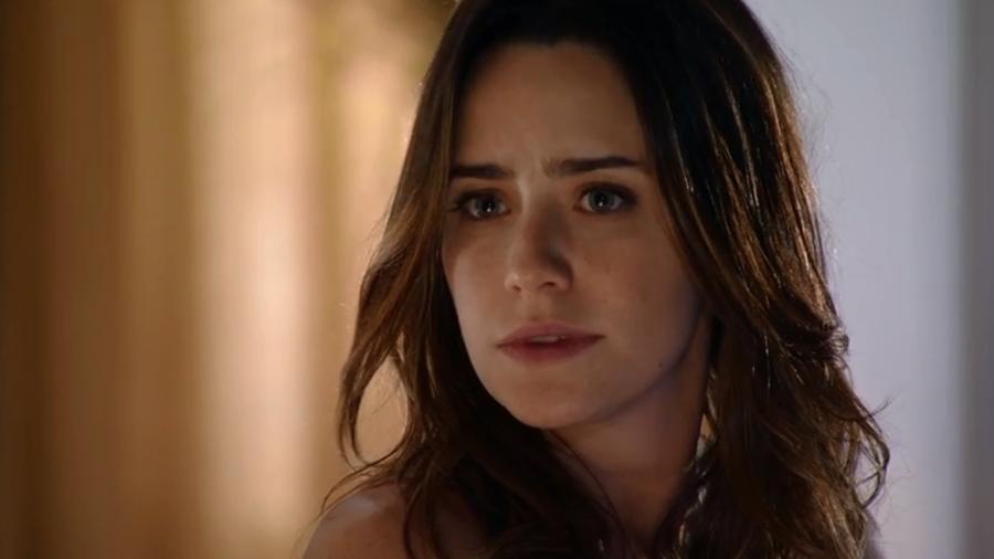 Fernanda Vasconcellos interpreta Ana em A Vida da Gente (Reprodução: Globo) - Reprodução / Internet