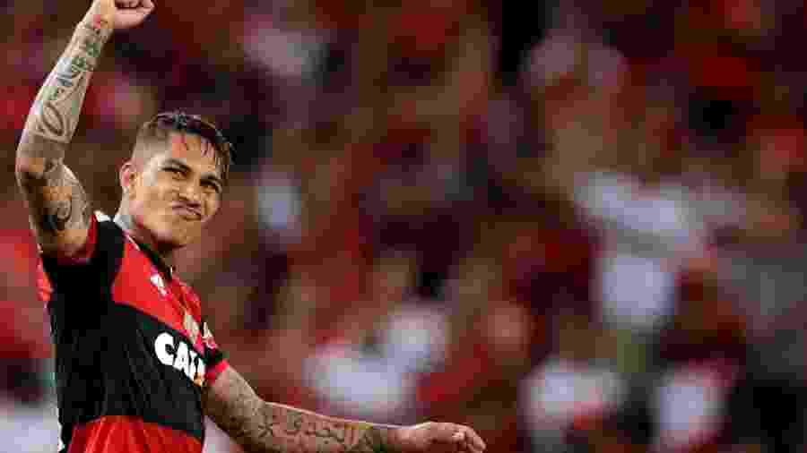 Guerrero fará teste, mas deve retornar ao Flamengo após se recuperar de lesão  - Ricardo Moraes/Reuters