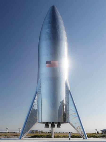 Passagem para a espaçonave Starship são mais baratos do que você imaginava - Divulgação