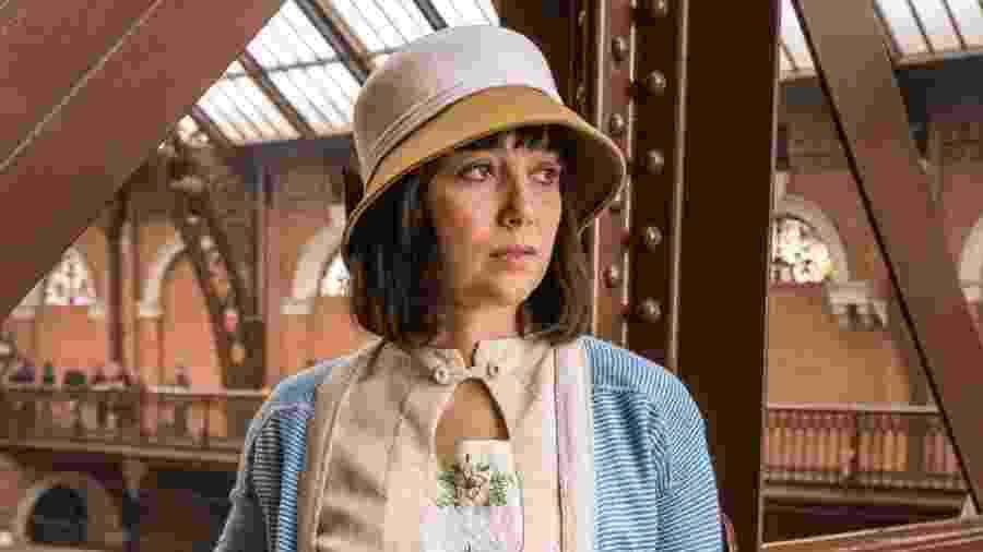 Simone Spoladore como Clotilde em Éramos Seis (Divulgação/ TV Globo) - Simone Spoladore como Clotilde em Éramos Seis (Divulgação/ TV Globo)