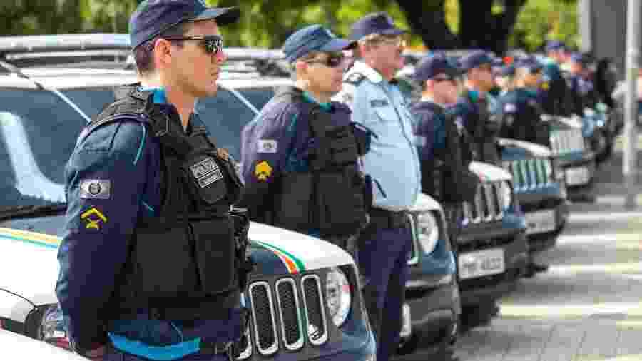 Setores da Polícia Militar do Ceará organizaram motim por aumento de salários  -  Governo do Ceará