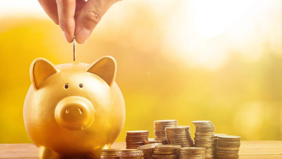 Poupança registrou captação líquida de 7,017 bilhões de reais em outubro - Shutterstock