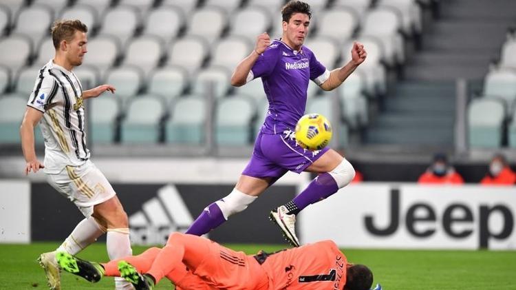 La Fiorentina schiaccia la Juventus fuori casa - Getty Images - Getty Images