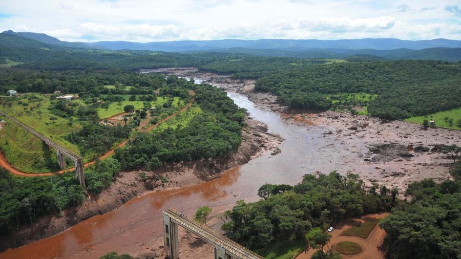 Vale traz nova proposta para indenização por Brumadinho, diz governo de MG - Vinicius Mendonça/Ibama