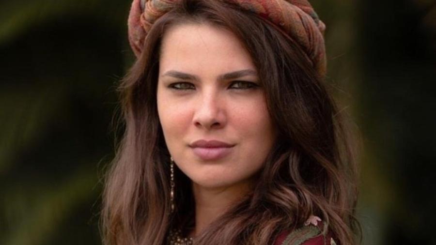 Raquel (Thaís Melchior), a vilã injustiçada de Gênesis  - Divulgação / Record TV